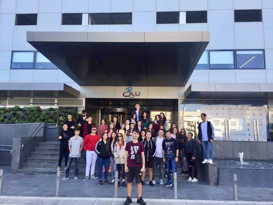 Συνεχίζονται οι δράσεις του ΕΠΑ.Λ. Μυκόνου μέσω του ευρωπαϊκού προγράμματος Erasmus+
