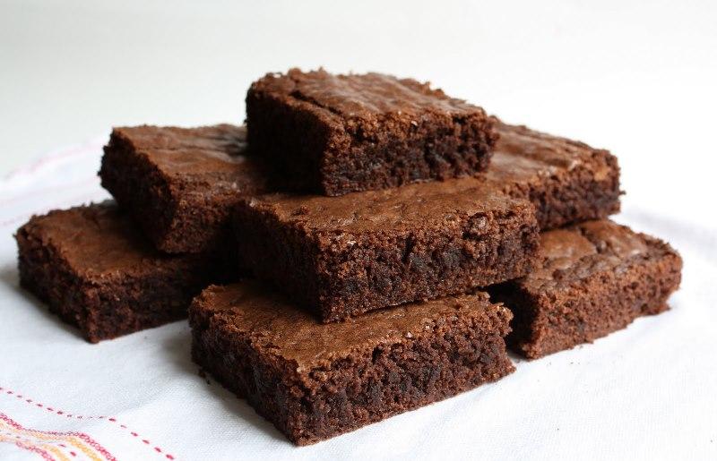 Brownie σε 10 μόνο λεπτά