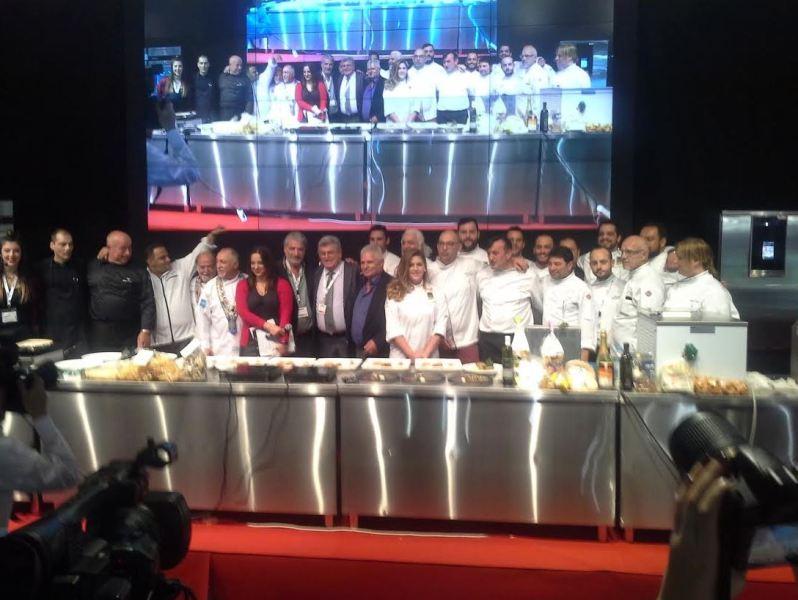 Γεύσεις και αρώματα των νησιών του Νοτίου Αιγαίου έκλεψαν την παράσταση στην Food Expo 2016