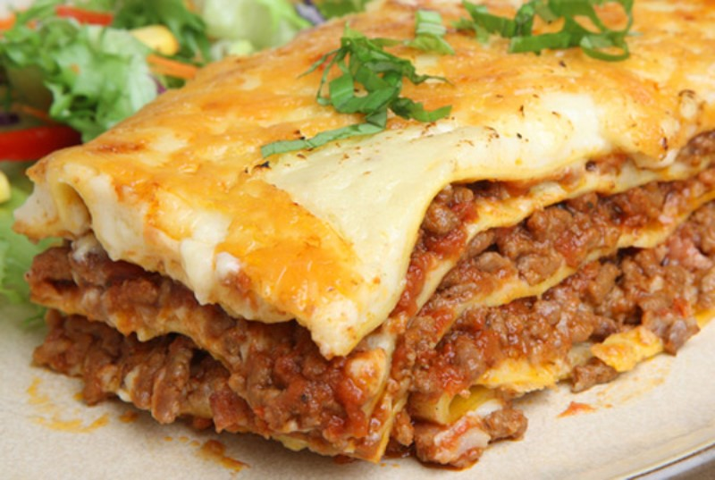 Η συνταγή του Σαββάτου: Λαζάνια Μπολονέζ