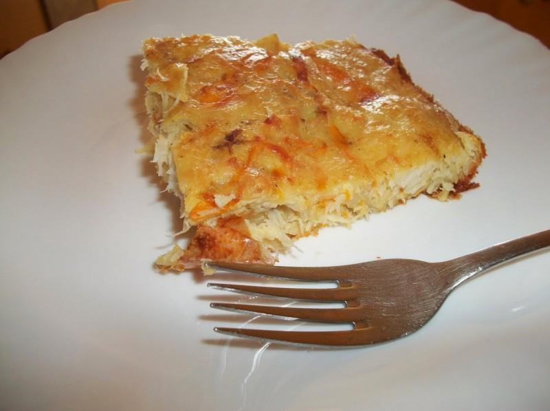 Η συνταγή της ημέρας: Σπιτική πίτα λαχανικών με καστανό ρύζι και βρώμη