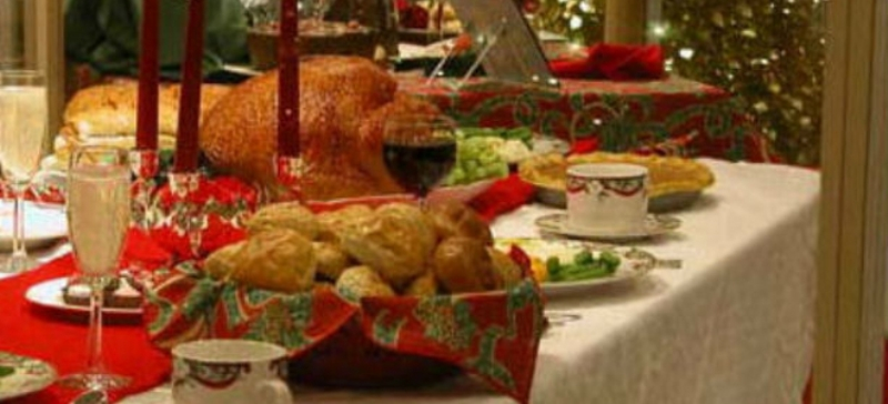 Διατροφικές συμβουλές για τα Χριστούγεννα!!
