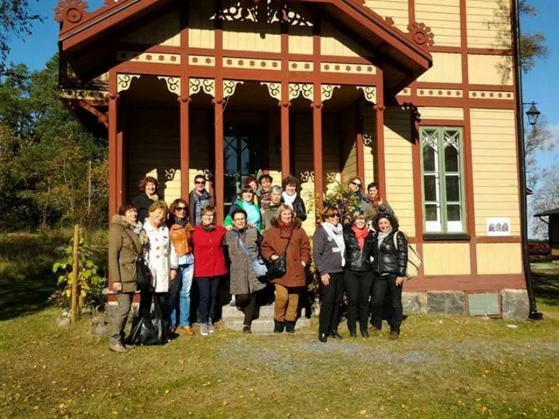 """Συμμετοχή του Πολιτιστικού Λαογραφικού Συλλόγου Γυναικών στο Ευρωπαϊκό Πρόγραμμα """"GIOVANNA"""""""