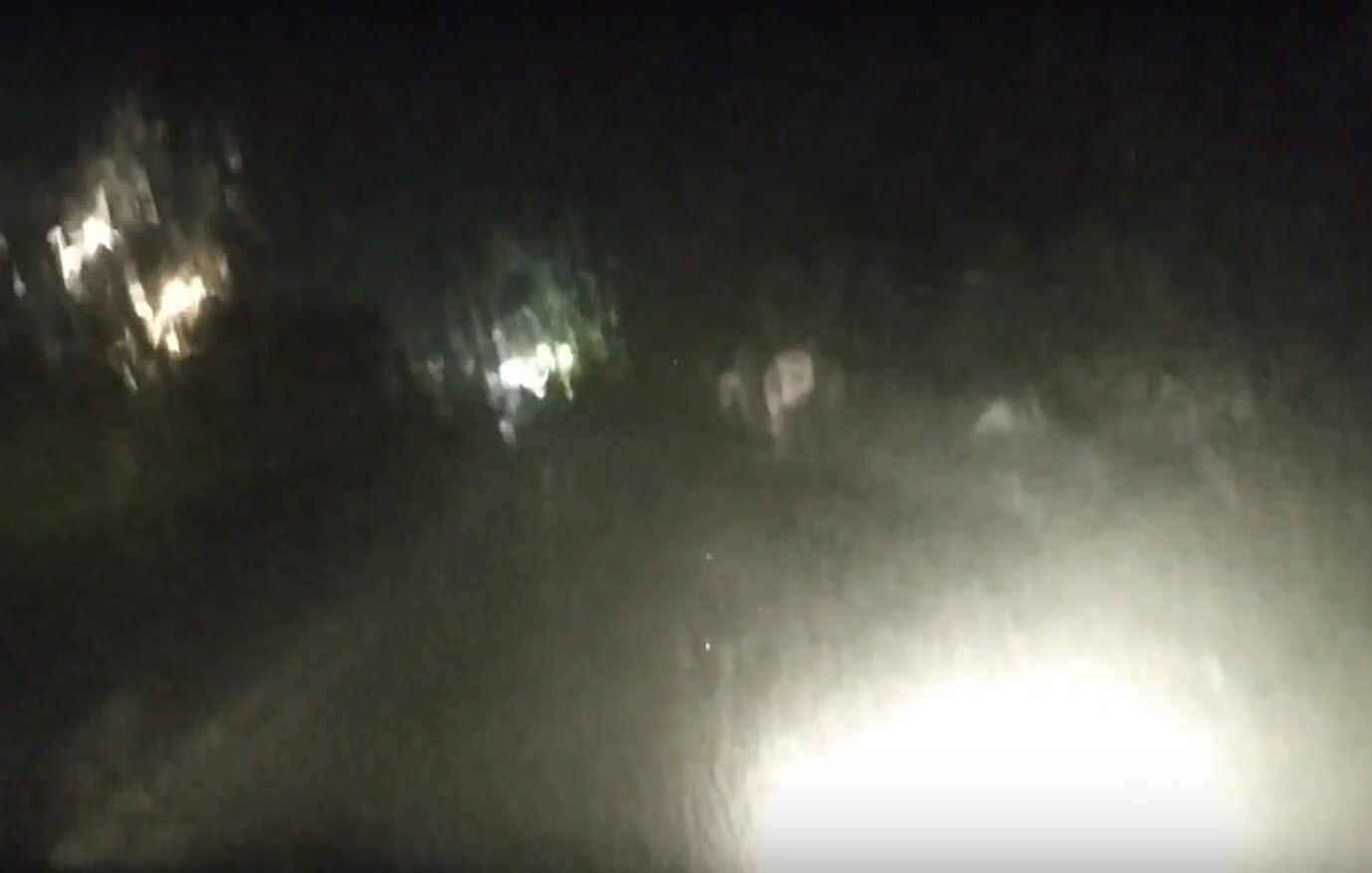 (video)Επέλαση της Ωκεανίς. Ισχυρή καταιγίδα σάρωσε τη Μύκονο