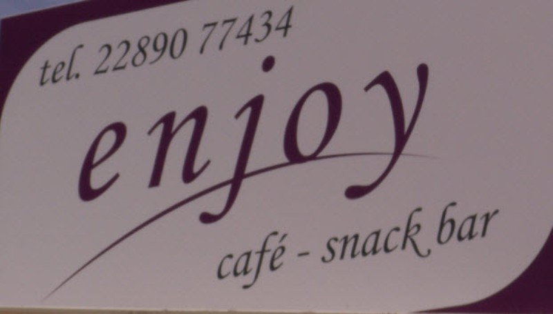 ENJOY CAFE - SNACK BAR