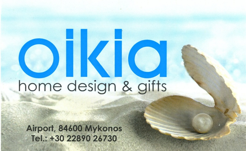 OIKIA HOME DESIGN & GIFTS