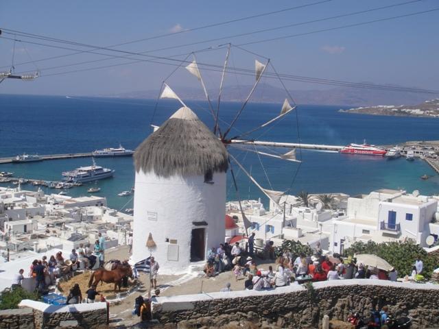 Αγροτομουσείο - Μύλος του Μπόνη / Agrotomouseio - Boni΄s Windmill