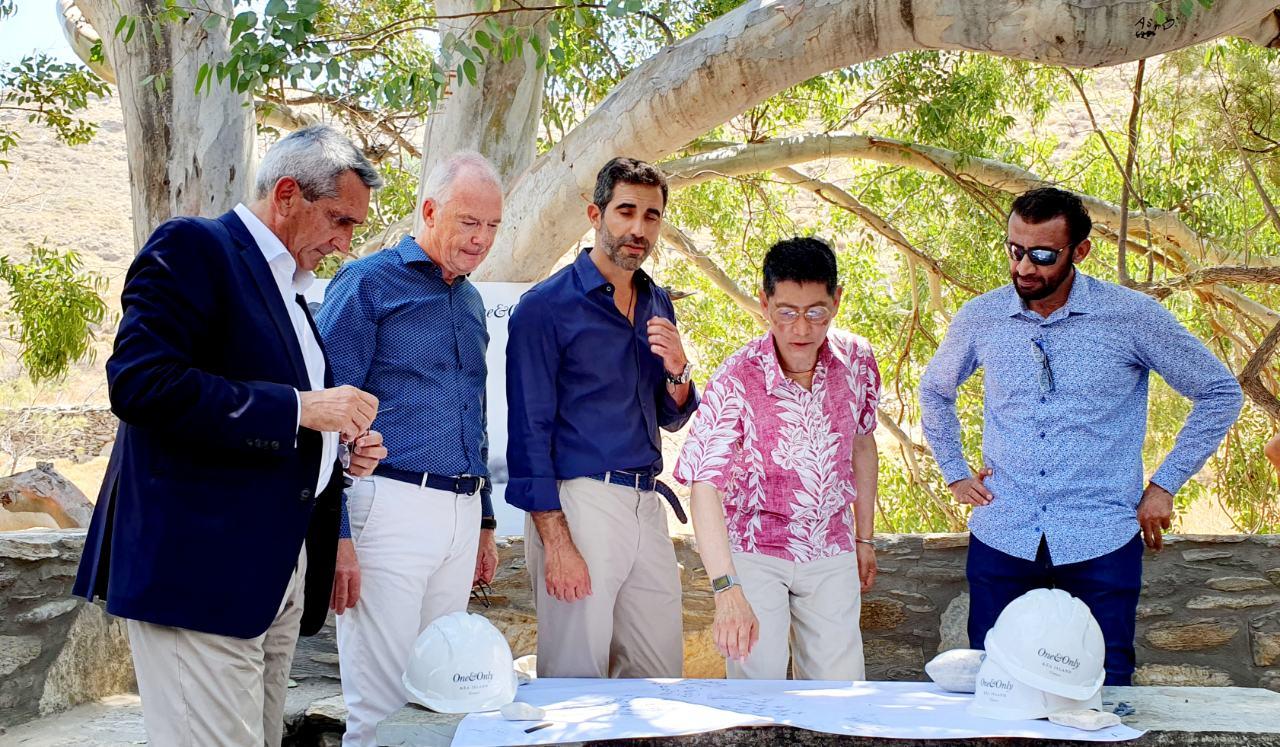 Κέα: To «One & Only Kea Island», η πρώτη επένδυση Σύνθετου Τουριστικού Καταλύματος στην Ελλάδα, ύψους 150 εκ. ευρώ.