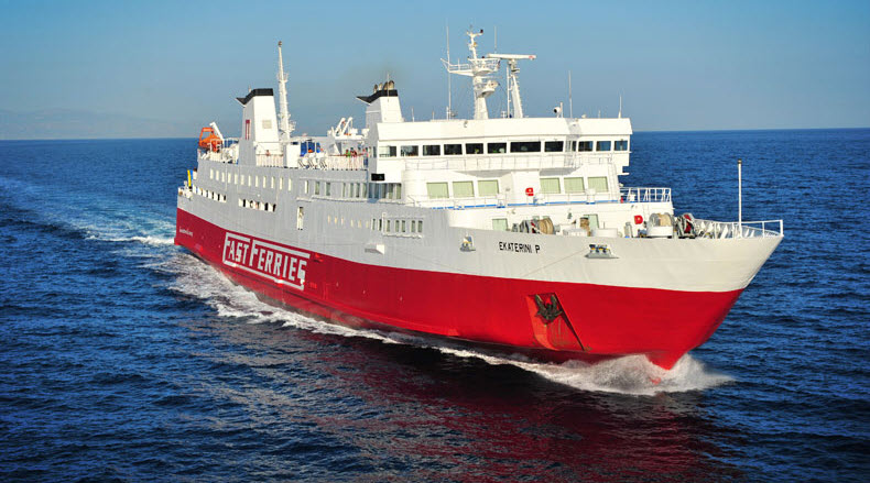 Fast Ferries: τα δρομολόγια για το 2015