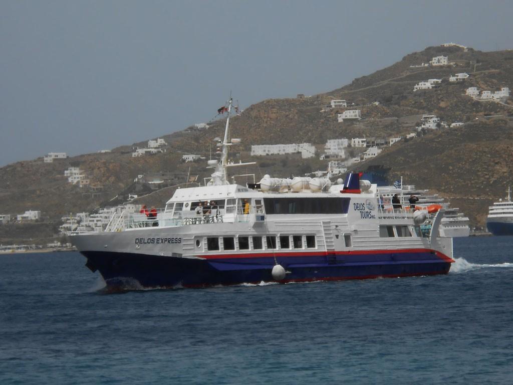 Το Σάββατο για την άνοδο ο ΑΟ Μυκόνου στη Νάξο - Αυθημερόν πλοίο για την μεταφορά των φιλάθλων