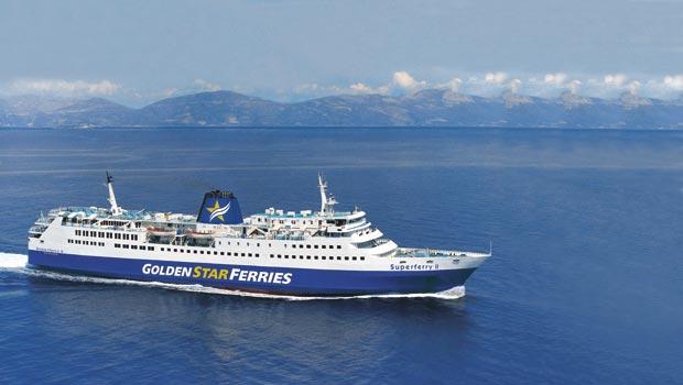 Ακυρώνει τα δρομολόγια για Παροναξία η Golden Star Ferries από...
