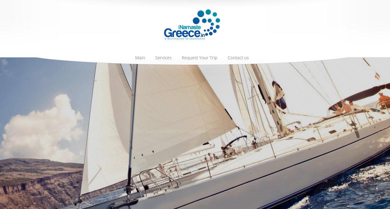 Η πρώτη ιστοσελίδα στην Ινδία για την Ελλάδα ως τουριστικό προορισμό