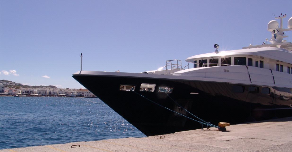 Περιπέτεια για τους επιβάτες σκάφους νότια της Μυκόνου