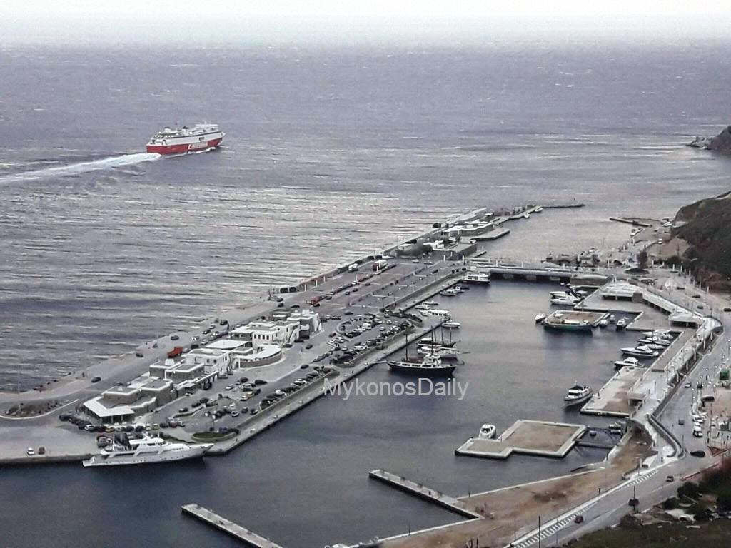 Αναβαθμίζεται το νέο λιμάνι | 3.500.000€ για τον εκσυγχρονισμό των προσκρουτήρων