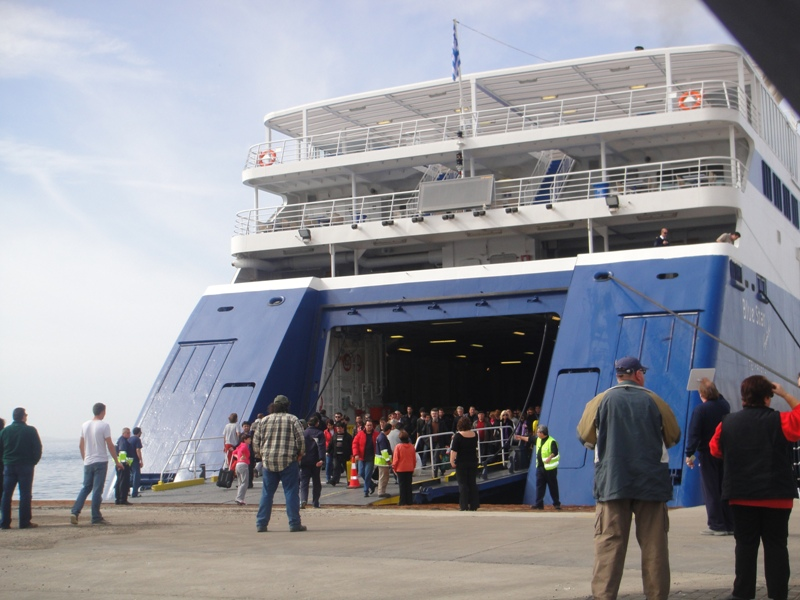 Blue Star Ferries αλλαγές δρομολογίων λόγω της απεργίας της ΠΝΟ