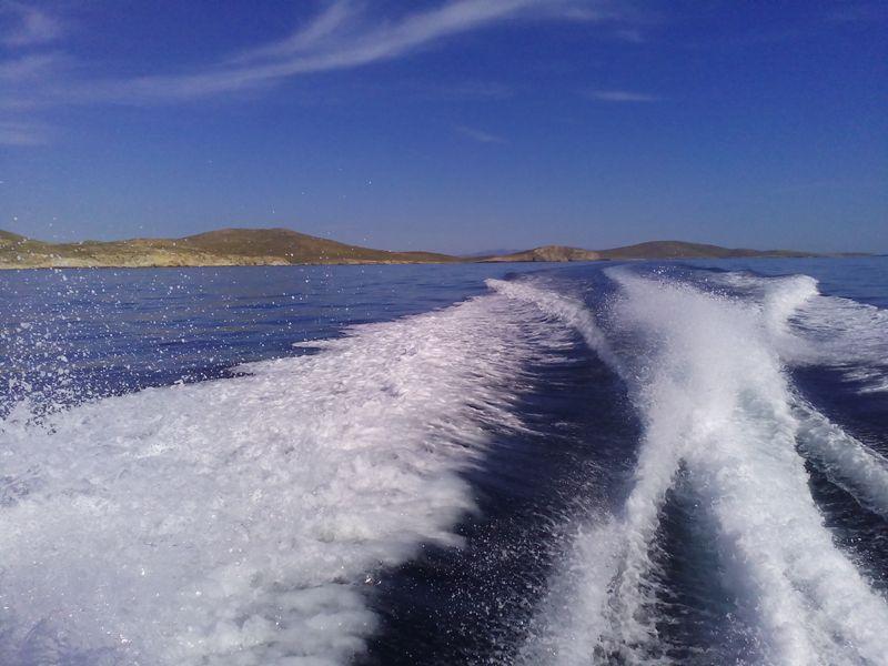 Ταλαιπωρία για επιβάτες από μηχανική βλάβη πλοίου στη Μύκονο