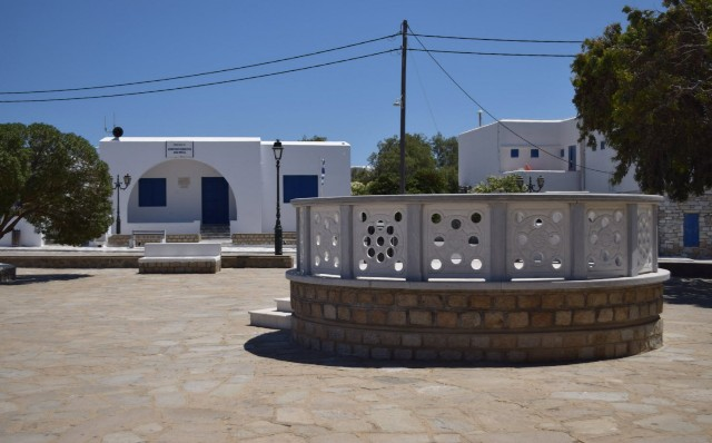 Anw Mera, The village in the middle of Mykonos
