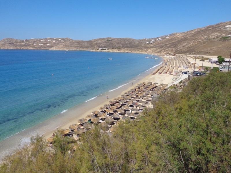 Μύκονος: 311.000,00€ (!) για δύο τμήματα παραλίας