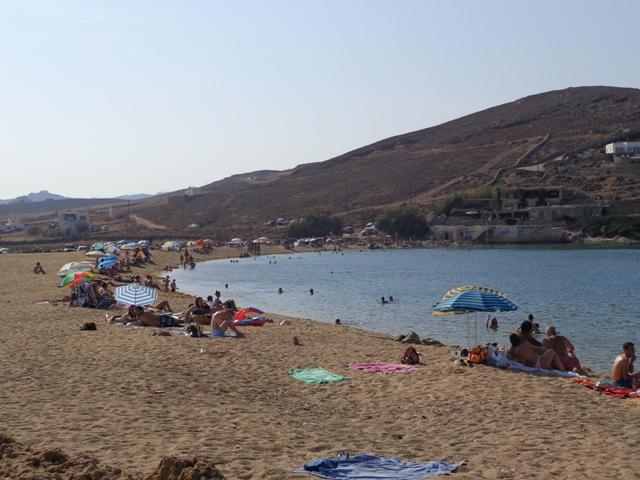 Ftelia beach - Φτελιά