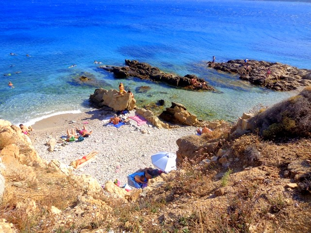 Loulos beach - Λούλος