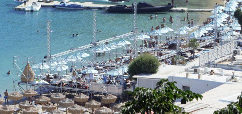 Ανακοίνωση Δήμου Μυκόνου για τις παραλίες: Ο Δήμος δεν έχει το δικαίωμα να λάβει οποιοδήποτε μέτρο προστασίας