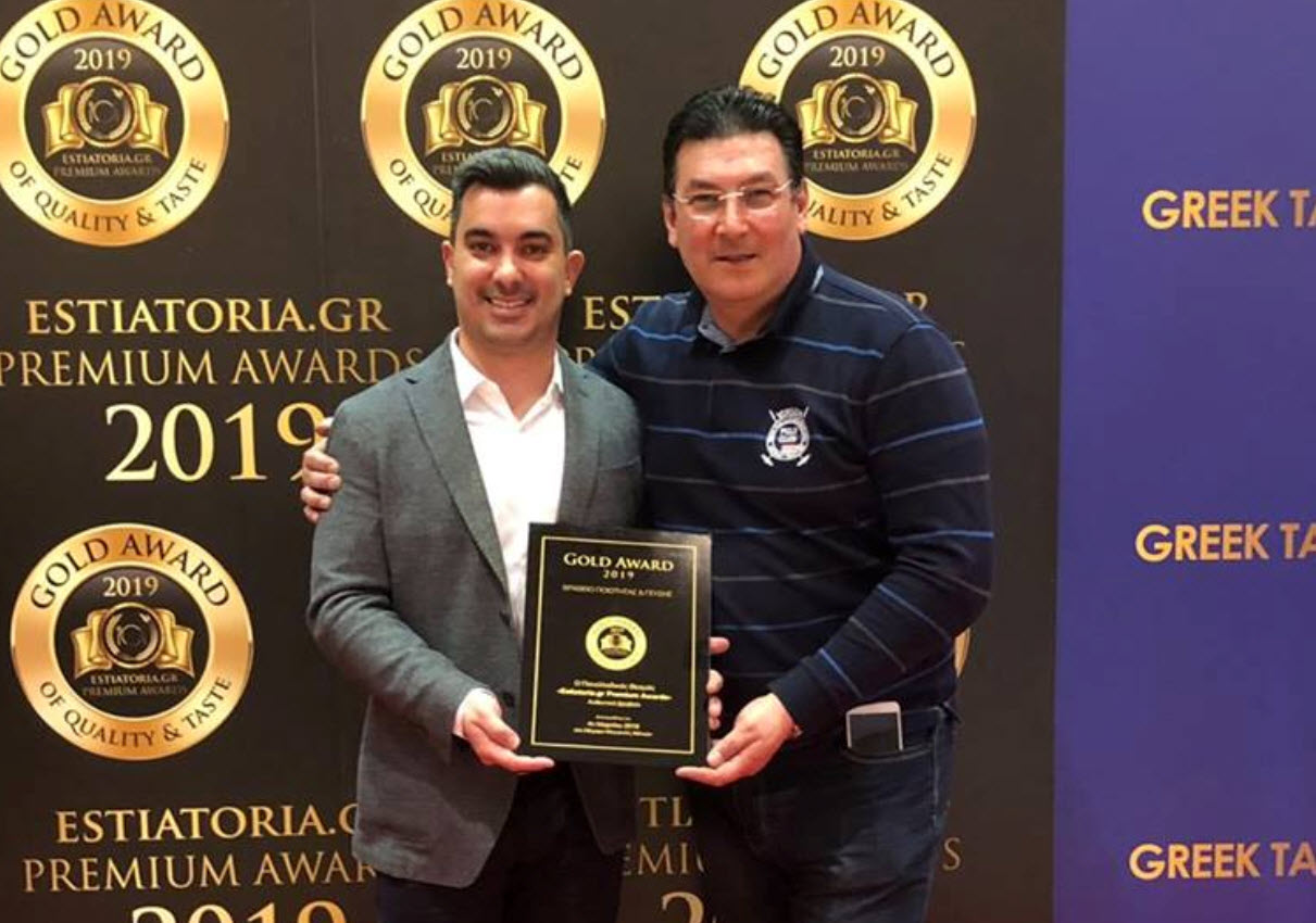 Gold Awards 2019: Καλύτερο All Day Restaurant το Vegera Μυκόνου