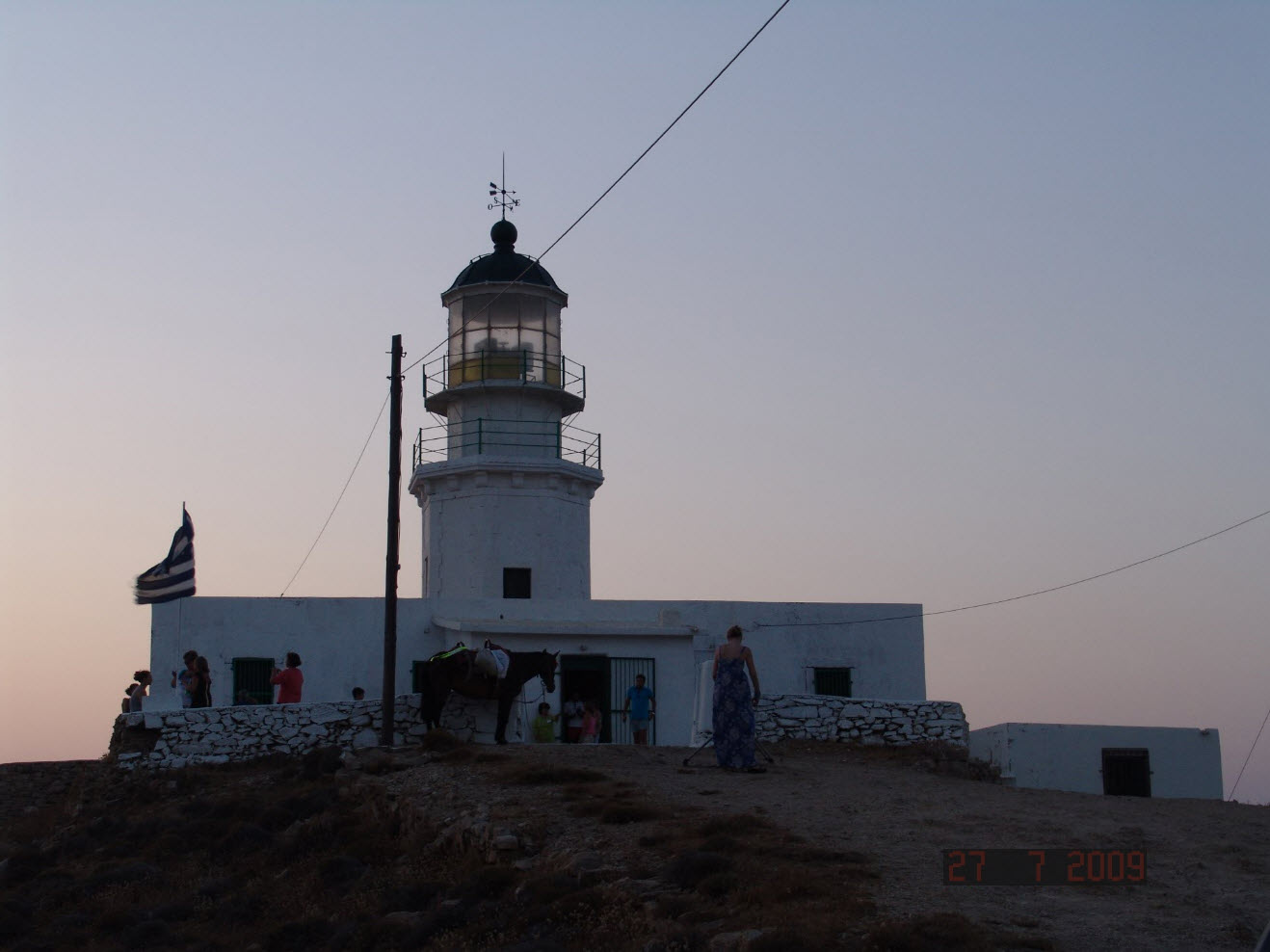 Armenistis: The lighthouse that illuminates the hearts of Mykonians