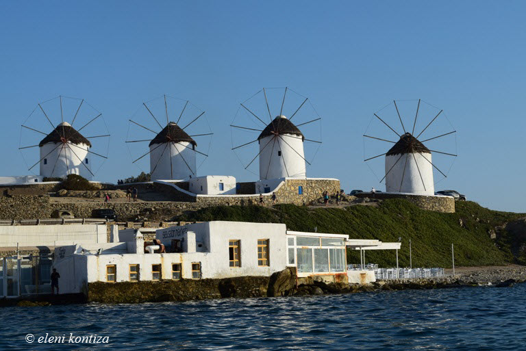 The Picturesque Windmills