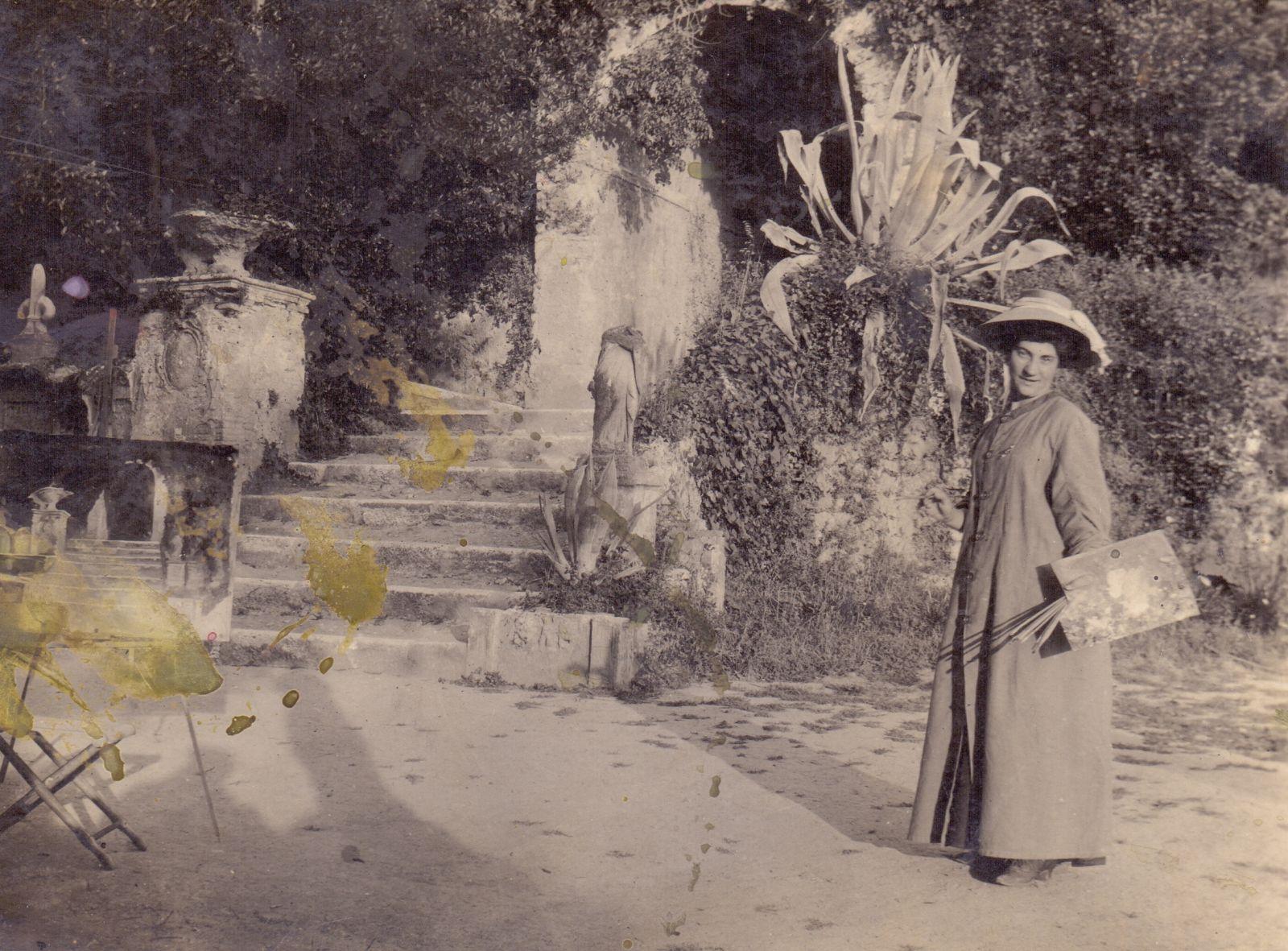 «Μαρία Ιγγλέση (1882-1942) : Μια Μυκονιάτισσα πρωτοπόρος ζωγράφος»