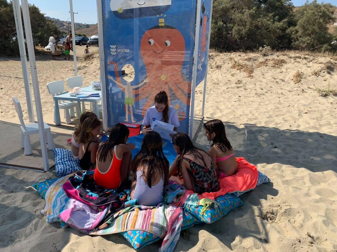 Tο Safe Water Sports στο Καλό Λιβάδι για 3η συνεχόμενη χρονιά