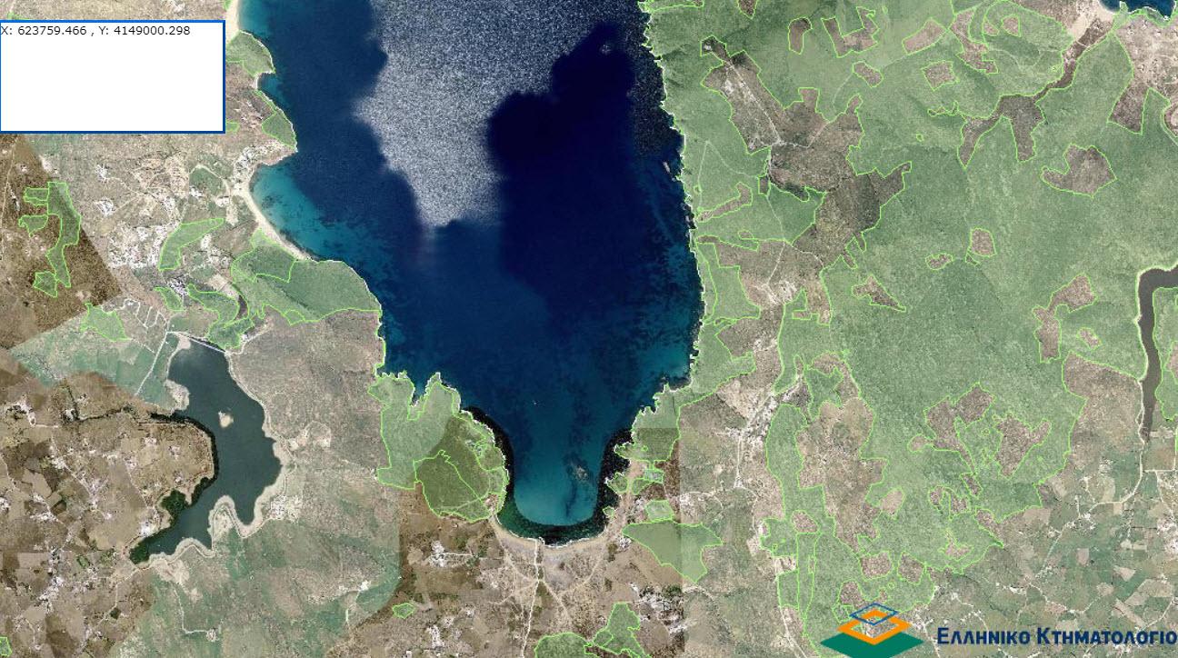 Η πρόταση νομοθετικής ρύθμισης για τους δασικούς χάρτες από Περιφέρεια και ΠΕΔ Ν. Αιγαίου