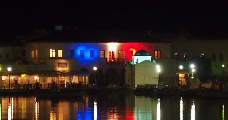 Επιστολή συμπαράστασης του Δημάρχου Μυκόνου στον Γάλλο Πρόεδρο Φρανσουά Ολάντ