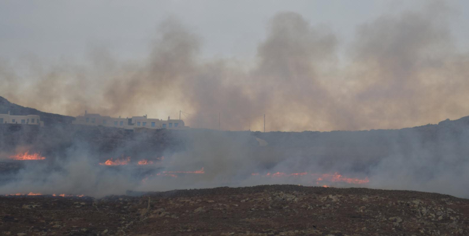 Νέα Αντιπυρική Περίοδος 2018: Αποφυγή επικίνδυνων ενεργειών για πρόκληση πυρκαγιών