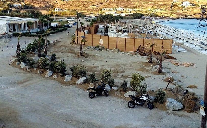 Μύκονος Πρώτη Ξανά: «Εκμίσθωση ακινήτων ιδιοκτησίας ΕΤΑΔ στις θέσεις Καλό Λιβάδι, Λιά, Καλαμπόδι, Πάνορμο και Αγράρι για άσκηση επιχειρηματικής Δραστηριότητας»