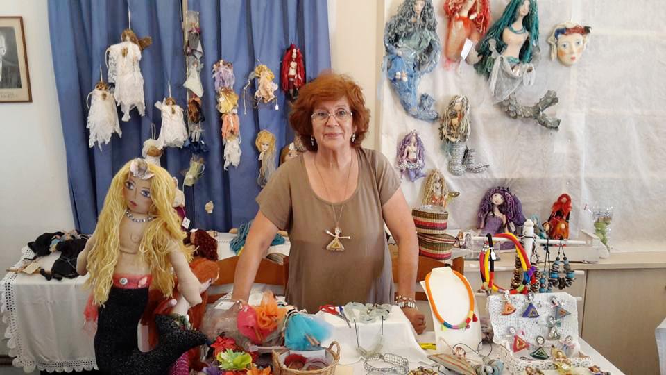Παζάρι χειροτεχνημάτων & Τοπικών Προϊόντων στην Άνω Μερά