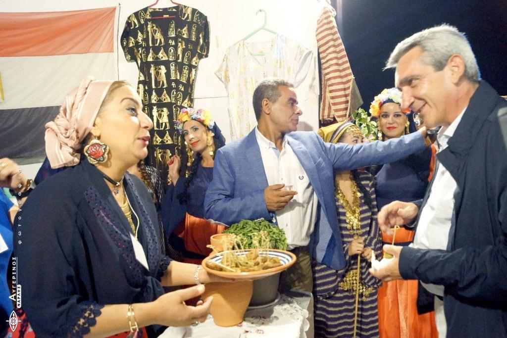 Τοπική γαστρονομία και διεθνείς συμμετοχές στο Φεστιβάλ Νικόλαος Τσελεμεντές στη Σίφνο