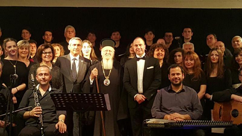 «Πόλη, ποιο φως μας ενώνει…» επετειακή εκδήλωση της ΠΝΑΙ στην Κωνσταντινούπολη (φωτο)