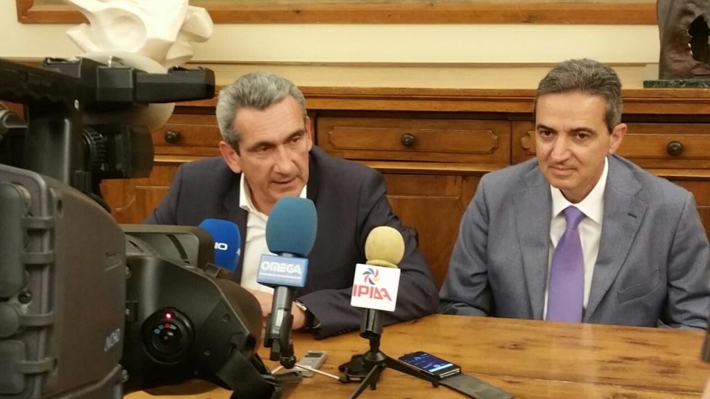 Δηλώσεις Χατζημάρκου - Κωνσταντινίδη για την συνεργασία στον τουρισμό