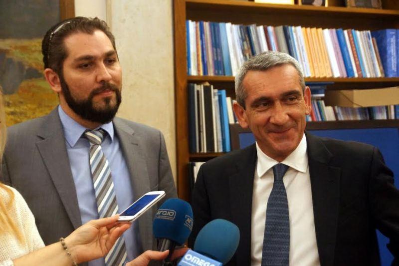Χατζημάρκος προς ενδιαφερόμενους επενδυτές: «Η Περιφέρεια Νοτίου Αιγαίου δεν έχει καμία σχέση με όσα γνωρίζατε μέχρι σήμερα για το ελληνικό Δημόσιο»