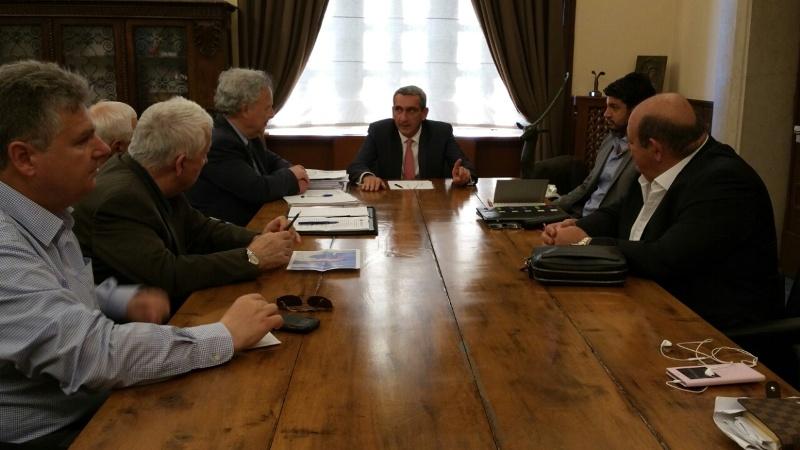 Σύσκεψη Χατζημάρκου με την ΕΕΚΦΝ για άμεσο επανασχεδιασμό της ελληνικής κρουαζιέρας