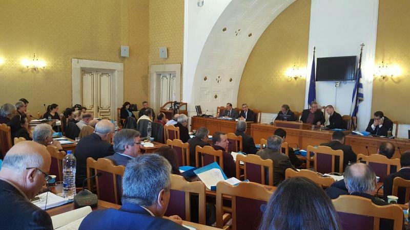 Το ψήφισμα του Περιφερειακού Συμβουλίου Νοτίου Αιγαίου για το δημοψήφισμα στην Κω