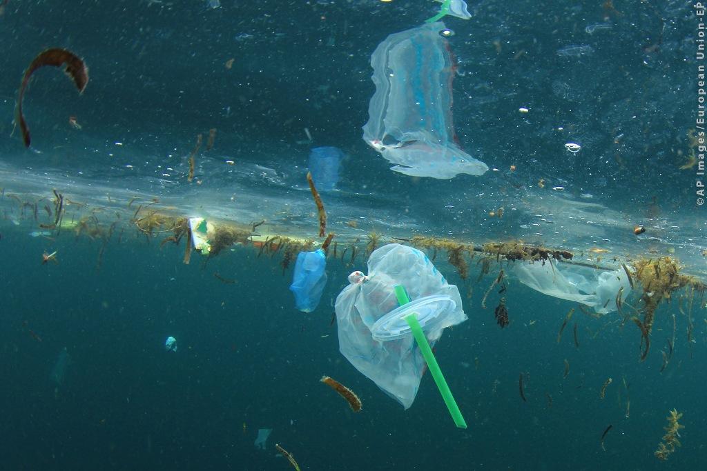 Πλαστικοί ωκεανοί: Ποια πλαστικά είδη θα απαγορευτούν από το 2021