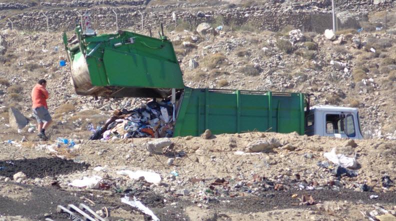 Σύσκεψη στο Υπ. Περιβάλλοντος για το κλείσιμο και την αποκατάσταση των ΧΑΔΑ του Νοτίου Αιγαίου