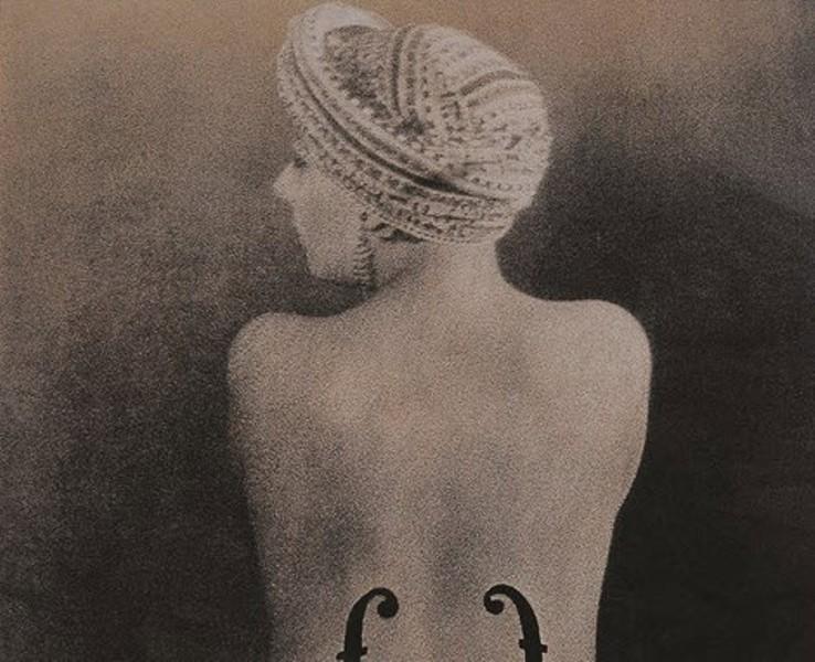 Man Ray - Τα πρόσωπα της γυναίκας στην Άνδρο