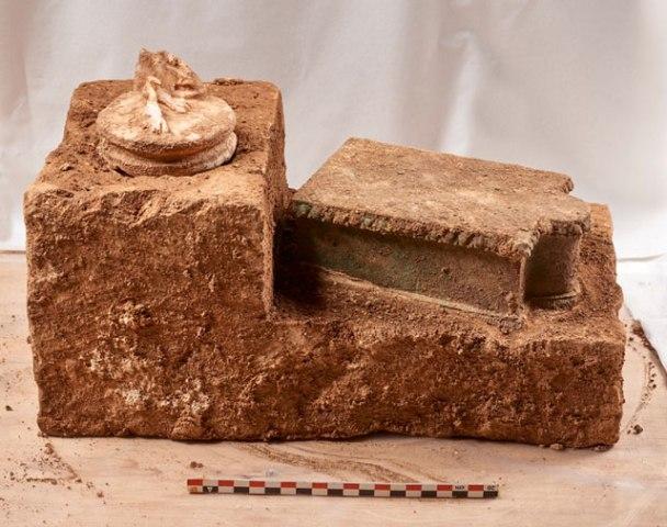 Το έκθεμα του μήνα στο Αρχαιολογικό Μουσείο Σύρου