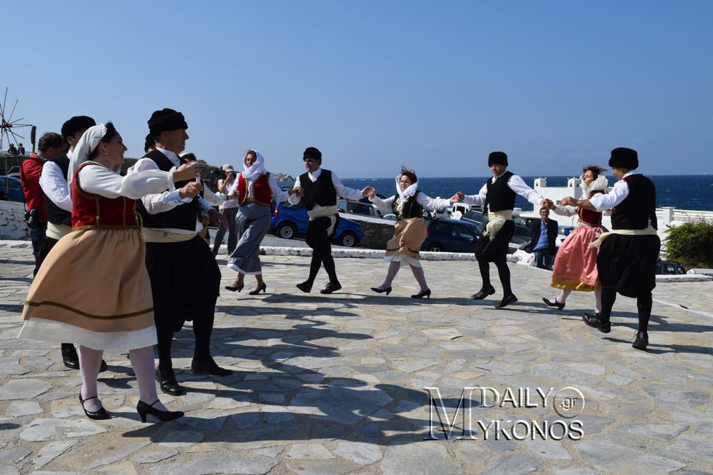 Σεμινάρια χορού από την Ερασιτεχνική Ομάδα