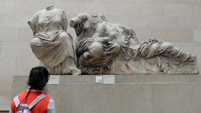 Επίθεση Telegraph για τα Γλυπτά του Παρθενώνα: «Θα είχαν καταλήξει στα θεμέλια κεμπαπτζίδικου»