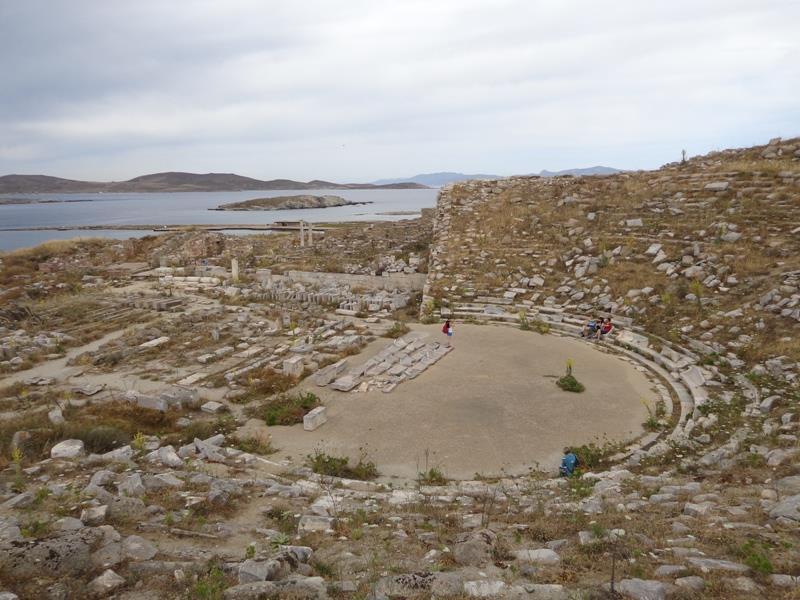 Τα ωράρια λειτουργίας μουσείων και αρχαιολογικών χώρων των Κυκλάδων