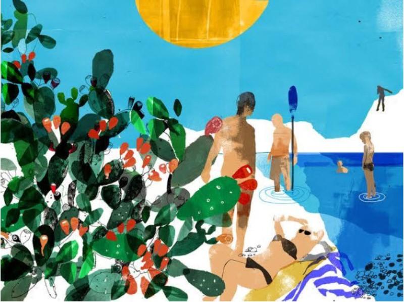 Το Σάββατο τα εγκαίνια της ατομικής έκθεσης του Φίλιππου Θεοδωρίδου