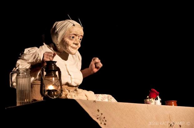 Γιορτή κουκλοθέατρου στην καρδιά της Άνοιξης, στη Μύκονο